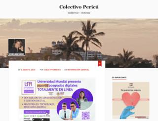 colectivopericu.net screenshot