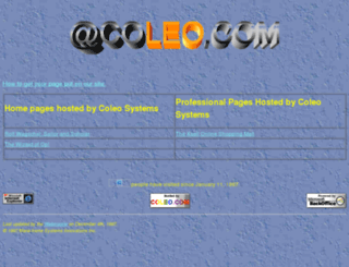 coleo.com screenshot