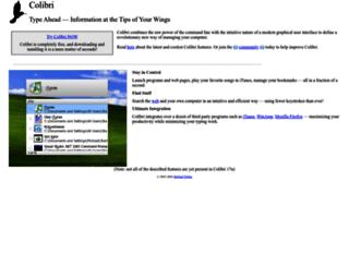 colibri.leetspeak.org screenshot