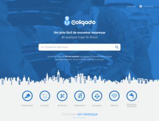 coligado.com.br screenshot