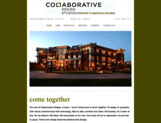 collaborativedesignstudio.com screenshot