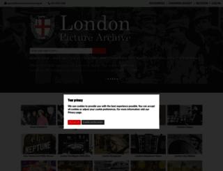 collage.cityoflondon.gov.uk screenshot
