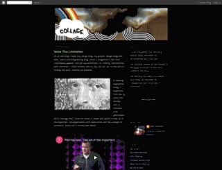 collageface.blogspot.com screenshot