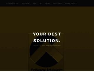 collateraladvisors.net screenshot