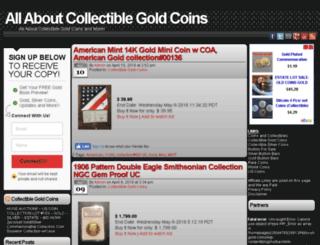 collectible-gold-coins.coins-n-collectibles.com screenshot