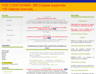 collectif-conforama-noisy.org screenshot