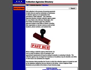 collection-agencies.regionaldirectory.us screenshot