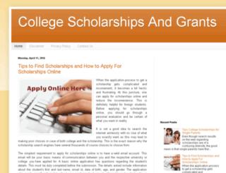 college-scholarships.biz screenshot