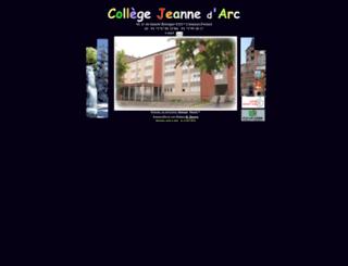 collegejda.pagesperso-orange.fr screenshot
