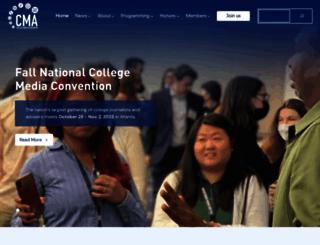 collegemedia.org screenshot