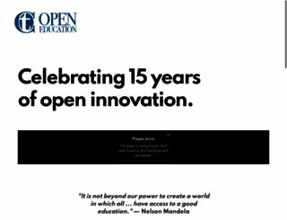 collegeopentextbooks.org screenshot