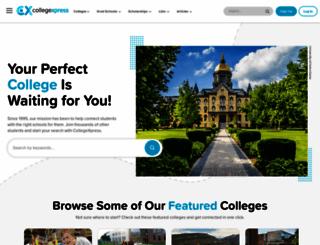 collegexpress.com screenshot