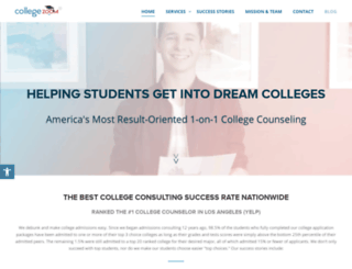 collegezoom.us screenshot