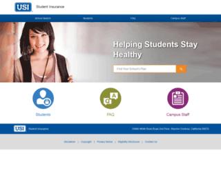 collegiateinsuranceresources.com screenshot