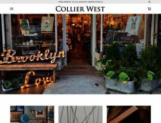 collierwest.com screenshot