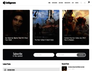 colligerem.com screenshot