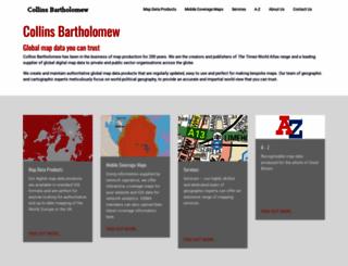 collinsindicate.com screenshot