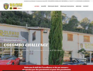 colombochallenge.fr screenshot
