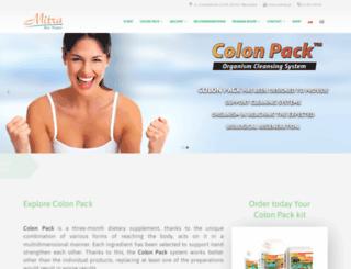 colonpack.pl screenshot