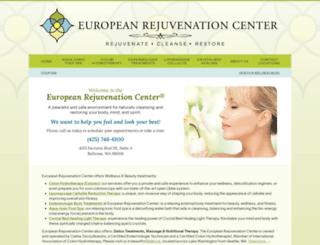colontherapycenter.com screenshot