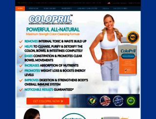 colopril.com screenshot