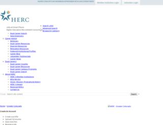 colorado.hercjobs.org screenshot