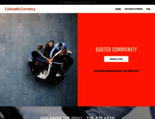 coloradocurrency.nextrade360.com screenshot