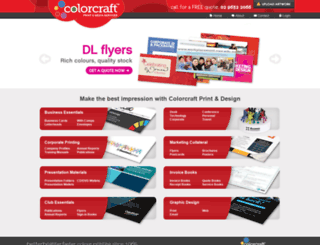 colorcraft.com.au screenshot