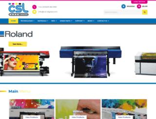 colorificink.com screenshot