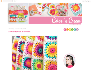 colorncream.blogspot.nl screenshot