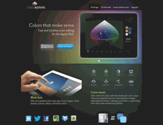 colorotate.org screenshot