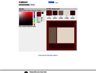 colorspire.com screenshot