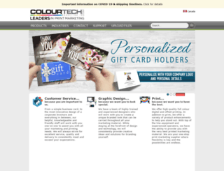colourtech.com screenshot