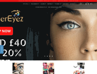 colouryoureyes.com screenshot
