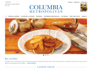 columbiametro.com screenshot