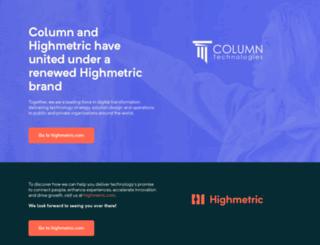 columnit.com screenshot