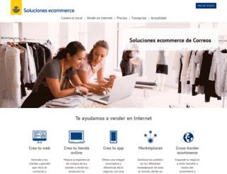 comandia.com screenshot