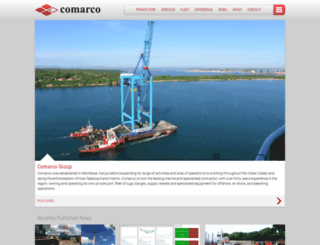 comarcogroup.com screenshot