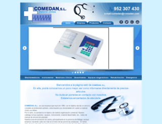 comedan.com screenshot