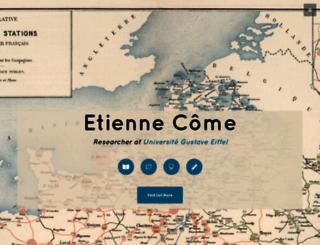 comeetie.fr screenshot