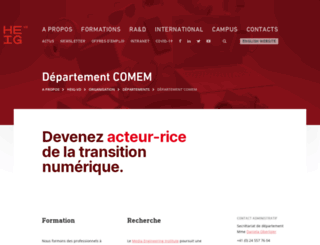 comem.ch screenshot