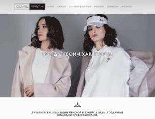 comeprima.ru screenshot