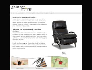 comfortdesignfurniture.com screenshot