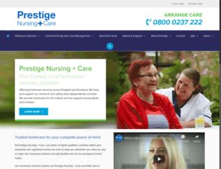 comfortkeepers.co.uk screenshot