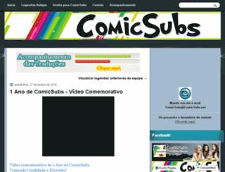 comicsubs.net screenshot