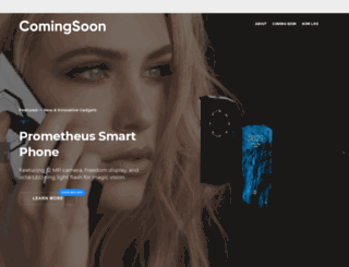 comingsoon-tech.com screenshot