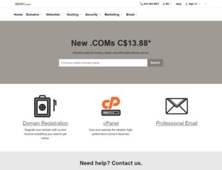 commercemax.ca screenshot