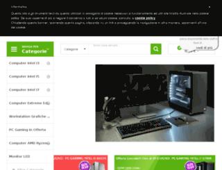 commerciale-elettronica.com screenshot