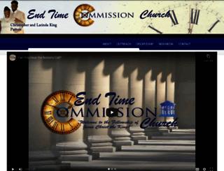 commissioned2love.org screenshot