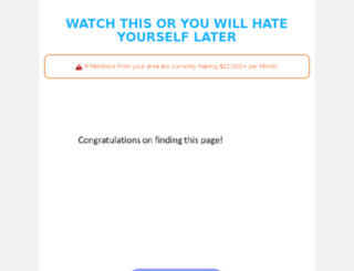 commissionmillionaires.com screenshot